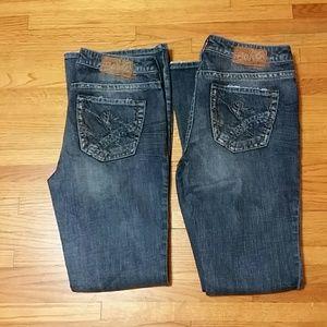 83% off Silver Jeans Denim - Silver jeans Camden rose bell jeans ...