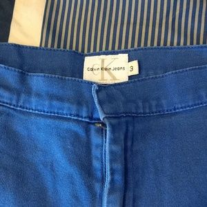 Calvin Klein Pants - $7 if bundled! CK Azure Shorts