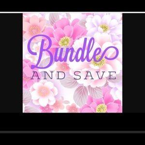 Bundle!!!!!❤❤❤❤❤ And Save