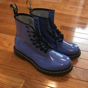 Dr. Martens Shoes - Lavender Dr. Martens
