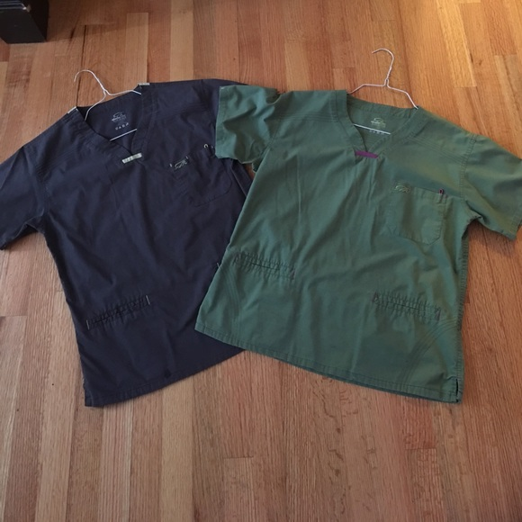 43757628529 Iguana Med Tops | Price Is Firm Bundle Of Two | Poshmark