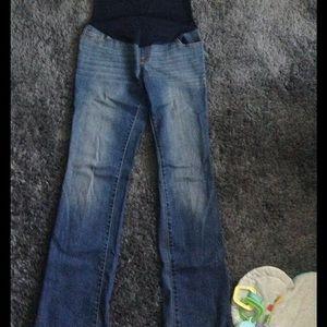 Liz Lange for Target Denim - MAKE OFFERS! Liz Lange boot cut maternity jeans