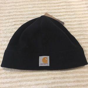 Carhartt Other - NWT Carhartt Black Fleece Beanie
