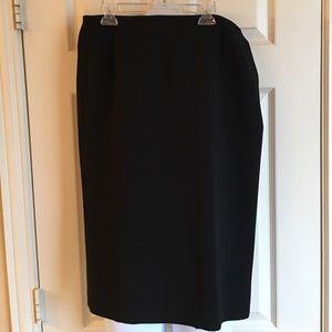 LeSuit Dresses & Skirts - Black skirt by LeSuit