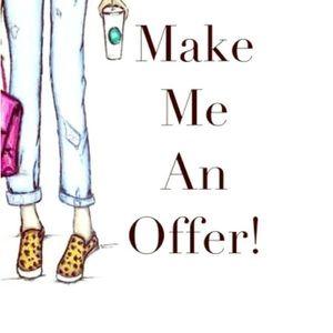 Make a Offer!