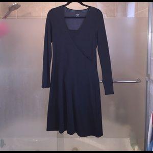 Horny Toad Oblique V (?) Dress