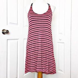 Splendid Dresses & Skirts - Splendid Striped Racer Back Dress