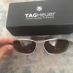 Tag Heuer Accessories - Tag sunglasses brand new in box