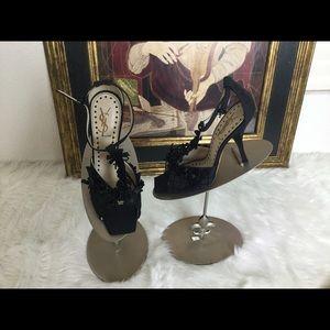 YSL Shoes - YSL Stunning High Heel Sexy Shoes.  Sz 37/7.