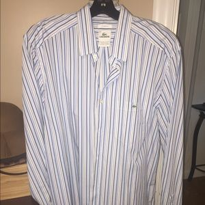 Lacoste Other - Lacoste Modern Fit Button Down