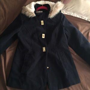 Maralyn & Me Jackets & Blazers - Pea coat