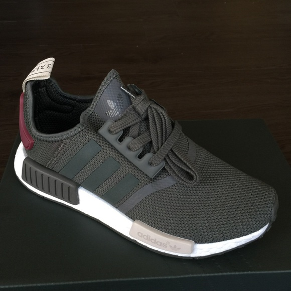 Adidas NMD NEW Adidas NMD R1 Size 5.5 Color: Utility Gray