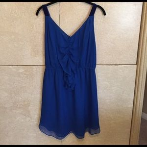 Rebecca Taylor Dresses & Skirts - Adorable Rebecca Taylor royal blue dress size 4