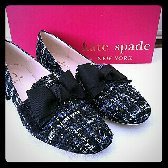 7aabe52a83a kate spade Shoes - Authentic Kate Spade Gino Tuxedo Loafers