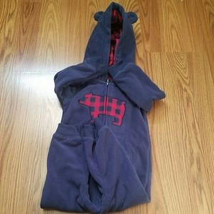 Other - Fleece hooded ONLY IN $15 BUNDLE