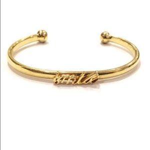 """Kate Spade """"Smile"""" Bracelet"""