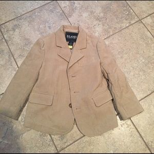E-Land Kids Other - Corduroy Blazer