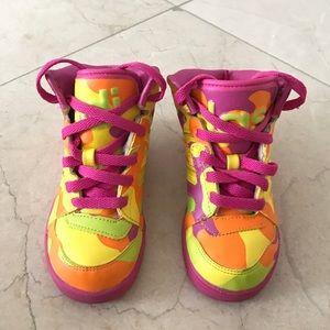 Jeremy Scott x Adidas Other - Adidas Jeremy Scott pink camouflage high tops