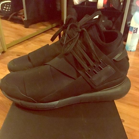 Zapatillas adidas y3 Qasa High negro s83173 poshmark