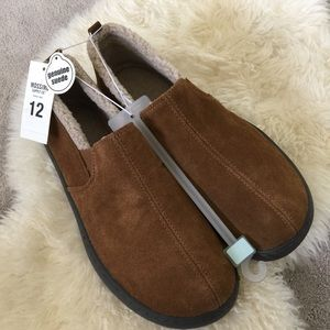 Mossimo Supply Co. Other - Men's genuine suede leather slippers