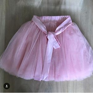 Rock Your Baby Other - ROCK YOUR BABY TUTU SIZE 2 EUC