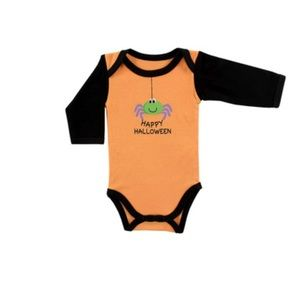 Luvable Friends Other - Halloween long sleeve bodysuit NWT 👶👶