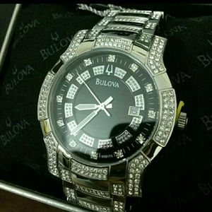 Bulova  Other - Big sale, $600 NWT Bulova Crystal watch