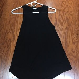 Club Monaco Tops - Club Monaco size small black sleeveless top