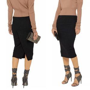Rick Owens Dresses & Skirts - RICK OWENS MOUNTAIN FW 2012 Wool. Pillar Skirt