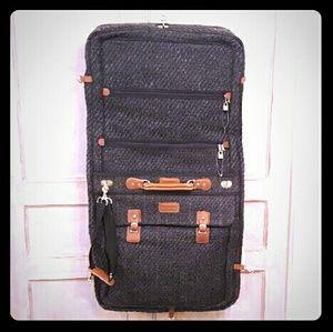 Oscar de la Renta Other - Oscar de la Renta Vintage Suit Bag
