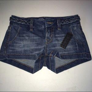 Miss Me Pants - Miss Me Jean Shorts NWT Size 24