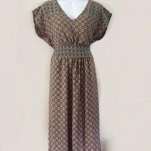 Dresses & Skirts - Teenplo patterned maxi dress