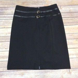 Cache Dresses & Skirts - 🌹 Host Pick 🆕 NWT Cache Black Skirt Size 4