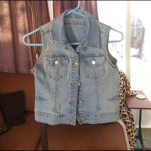 Arizona Jean vest
