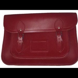 The Cambridge Satchel Company Handbags - The Cambridge Satchel Company Oxblood Satchel
