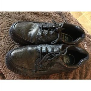 Nunn Bush Other - Nunn leather Black Bush Shoes Sz 7