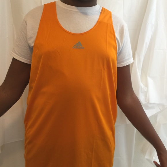 37ce01154d360 Adidas Response Running ClimaLite Tank Top NWT