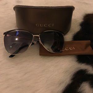 Never worn Gucci Sunglasses