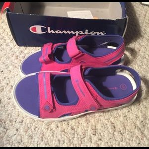 Champion Other - New kids champions sandal size 4.5