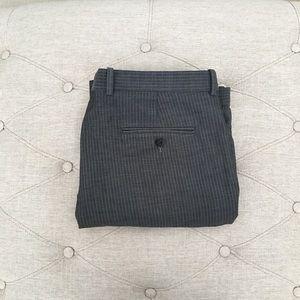 Perry Ellis Other - MEN:Perry Ellis Portfolio Very Slim Pinstripe Pant