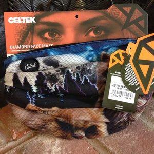 Celtek Accessories - Celtek floyd the lion snowboarding face mask