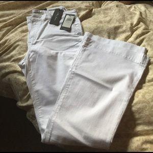 Mavi Denim - Mavi Sheena white jeans