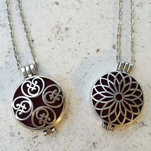 Boutique Jewelry - Essential Oil Aromatherapy Diffuser Necklace