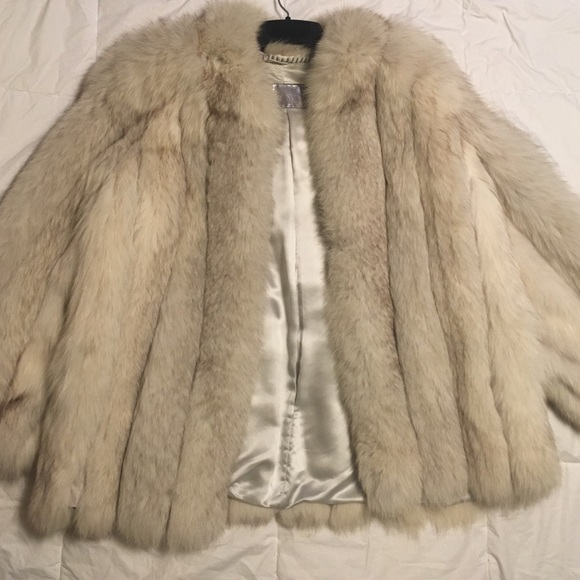 Mink Coat Value >> Vintage Saga Fox Fur Coat