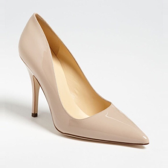 8823a074866e kate spade Shoes - Kate Spade Nude Pointed Toes Pumps
