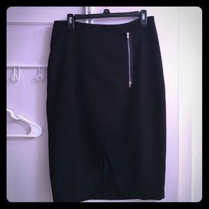 valette Dresses & Skirts - Zipper detailed pencil skirt
