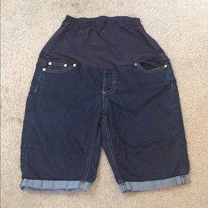 Oh! Mamma Pants - Maternity Bermuda shorts