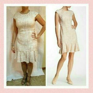 Nanette Lepore Dresses & Skirts - SALE 40% off Francesca Boucle Frayed Dress sz8-16