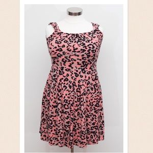 London Times Dresses & Skirts - London Times - Coral Sleeveless Stretchy Dress