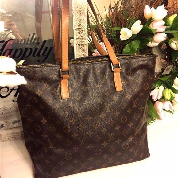 b86ff6194c34 Louis Vuitton Handbags - 💕 💯 Authentic Louis Vuitton Cabas Mezzo Tote 💕